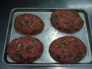 料理 ハンバーグ