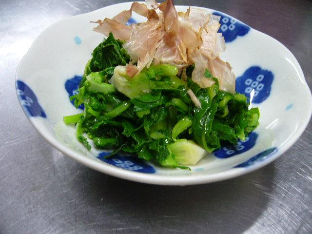 春の訪れ。。登米市産、ふきのとう、、土手菜